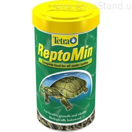 Корм основной для водных черепах Tetra ReptoMin Sticks 500 ml